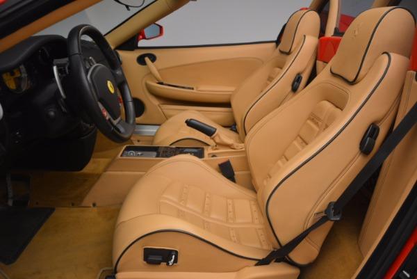 Used 2008 Ferrari F430 Spider for sale Sold at Maserati of Greenwich in Greenwich CT 06830 26