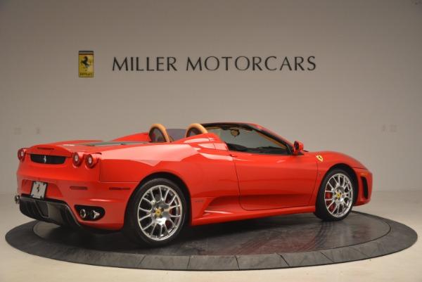 Used 2008 Ferrari F430 Spider for sale Sold at Maserati of Greenwich in Greenwich CT 06830 8