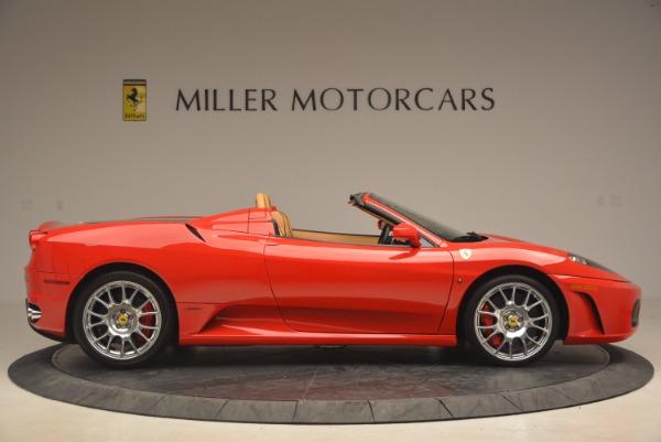 Used 2008 Ferrari F430 Spider for sale Sold at Maserati of Greenwich in Greenwich CT 06830 9