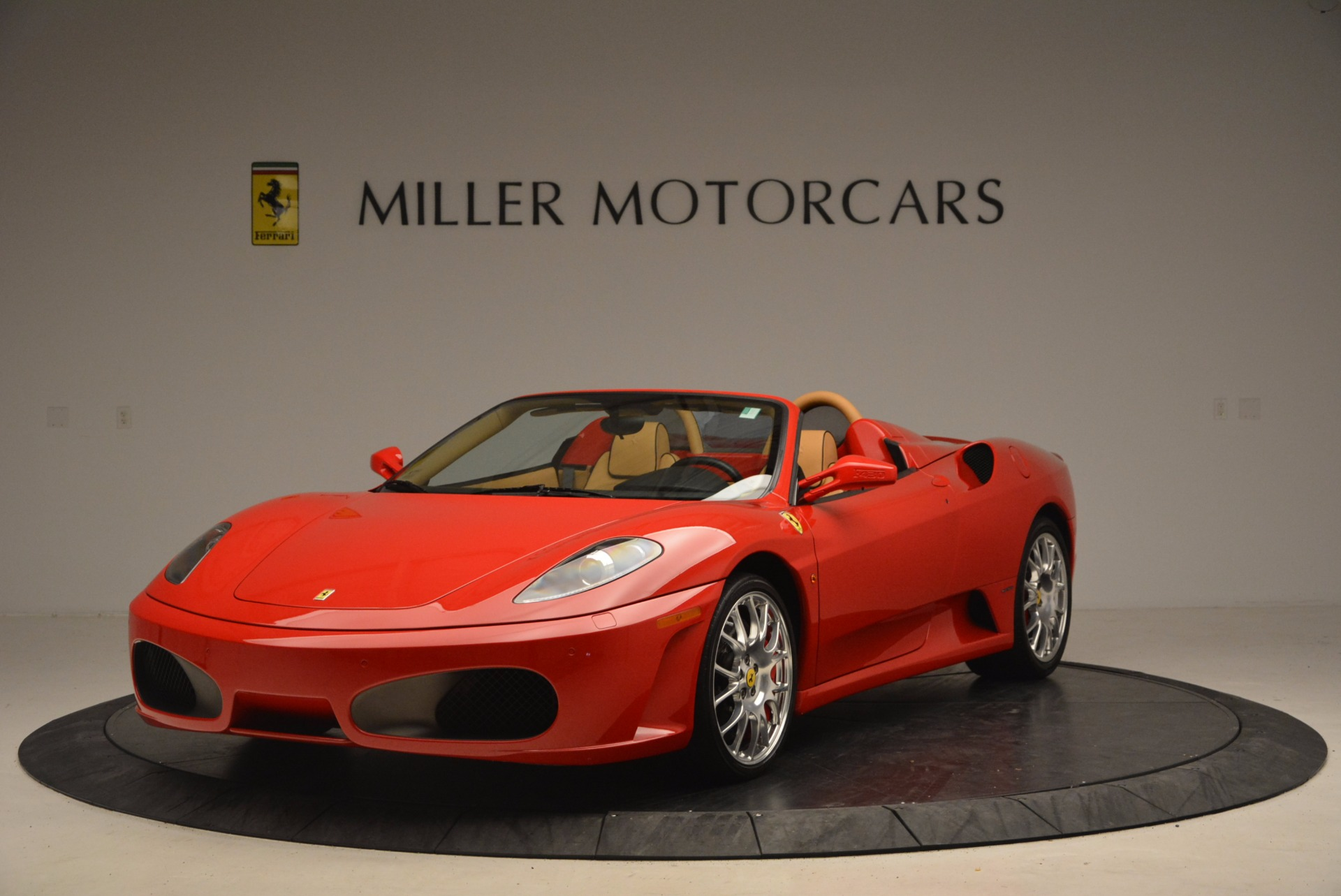 Used 2008 Ferrari F430 Spider for sale Sold at Maserati of Greenwich in Greenwich CT 06830 1