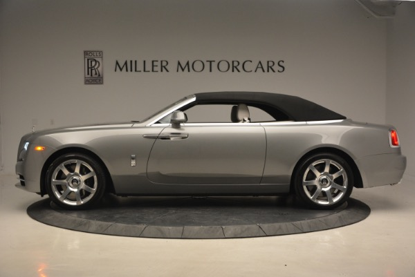 Used 2016 Rolls-Royce Dawn for sale Sold at Maserati of Greenwich in Greenwich CT 06830 16