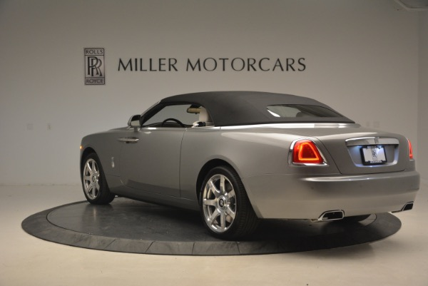 Used 2016 Rolls-Royce Dawn for sale Sold at Maserati of Greenwich in Greenwich CT 06830 18