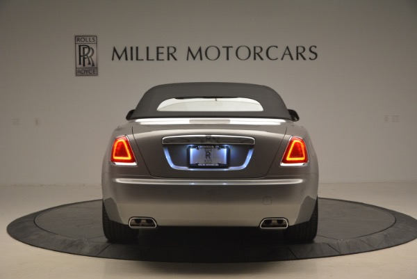 Used 2016 Rolls-Royce Dawn for sale Sold at Maserati of Greenwich in Greenwich CT 06830 19