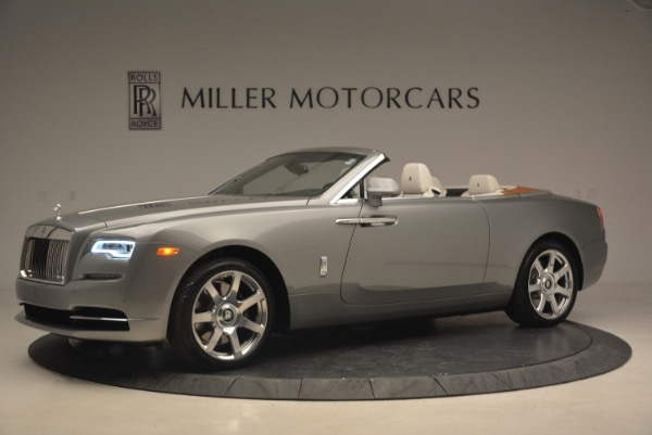 Used 2016 Rolls-Royce Dawn for sale Sold at Maserati of Greenwich in Greenwich CT 06830 2