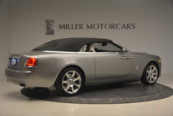 Used 2016 Rolls-Royce Dawn for sale Sold at Maserati of Greenwich in Greenwich CT 06830 21