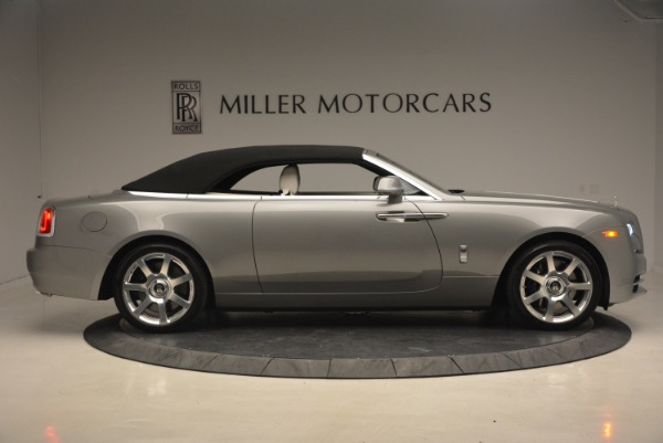 Used 2016 Rolls-Royce Dawn for sale Sold at Maserati of Greenwich in Greenwich CT 06830 22