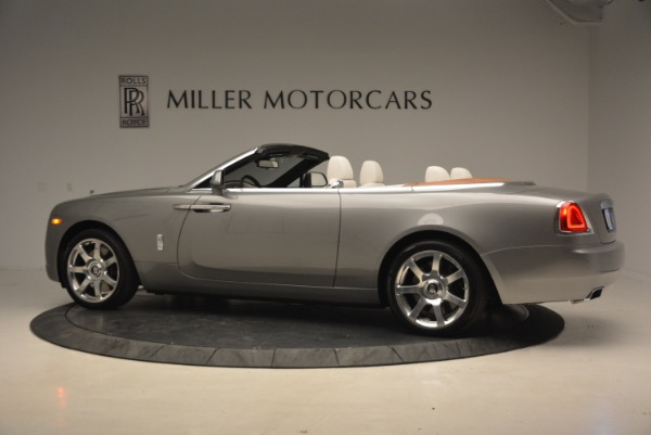 Used 2016 Rolls-Royce Dawn for sale Sold at Maserati of Greenwich in Greenwich CT 06830 4