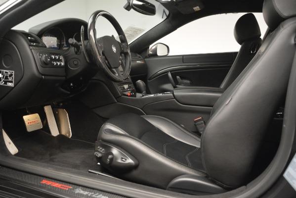 Used 2012 Maserati GranTurismo MC for sale Sold at Maserati of Greenwich in Greenwich CT 06830 14