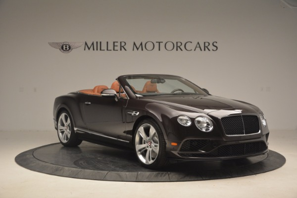 Used 2017 Bentley Continental GTC V8 S for sale $159,900 at Maserati of Greenwich in Greenwich CT 06830 11