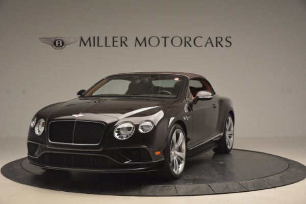 Used 2017 Bentley Continental GTC V8 S for sale $159,900 at Maserati of Greenwich in Greenwich CT 06830 13