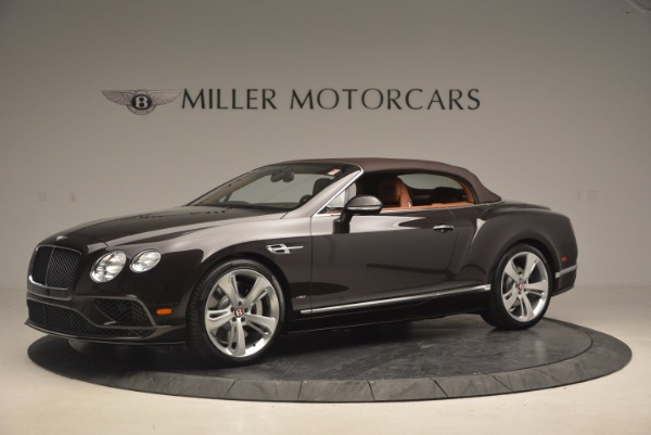 Used 2017 Bentley Continental GTC V8 S for sale $159,900 at Maserati of Greenwich in Greenwich CT 06830 14
