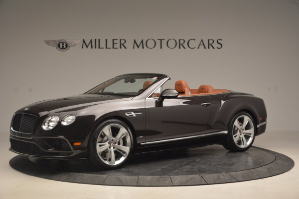Used 2017 Bentley Continental GTC V8 S for sale $159,900 at Maserati of Greenwich in Greenwich CT 06830 2