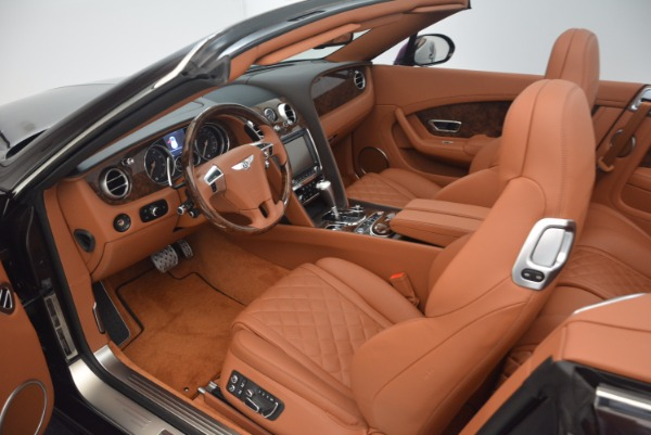 Used 2017 Bentley Continental GTC V8 S for sale $159,900 at Maserati of Greenwich in Greenwich CT 06830 27