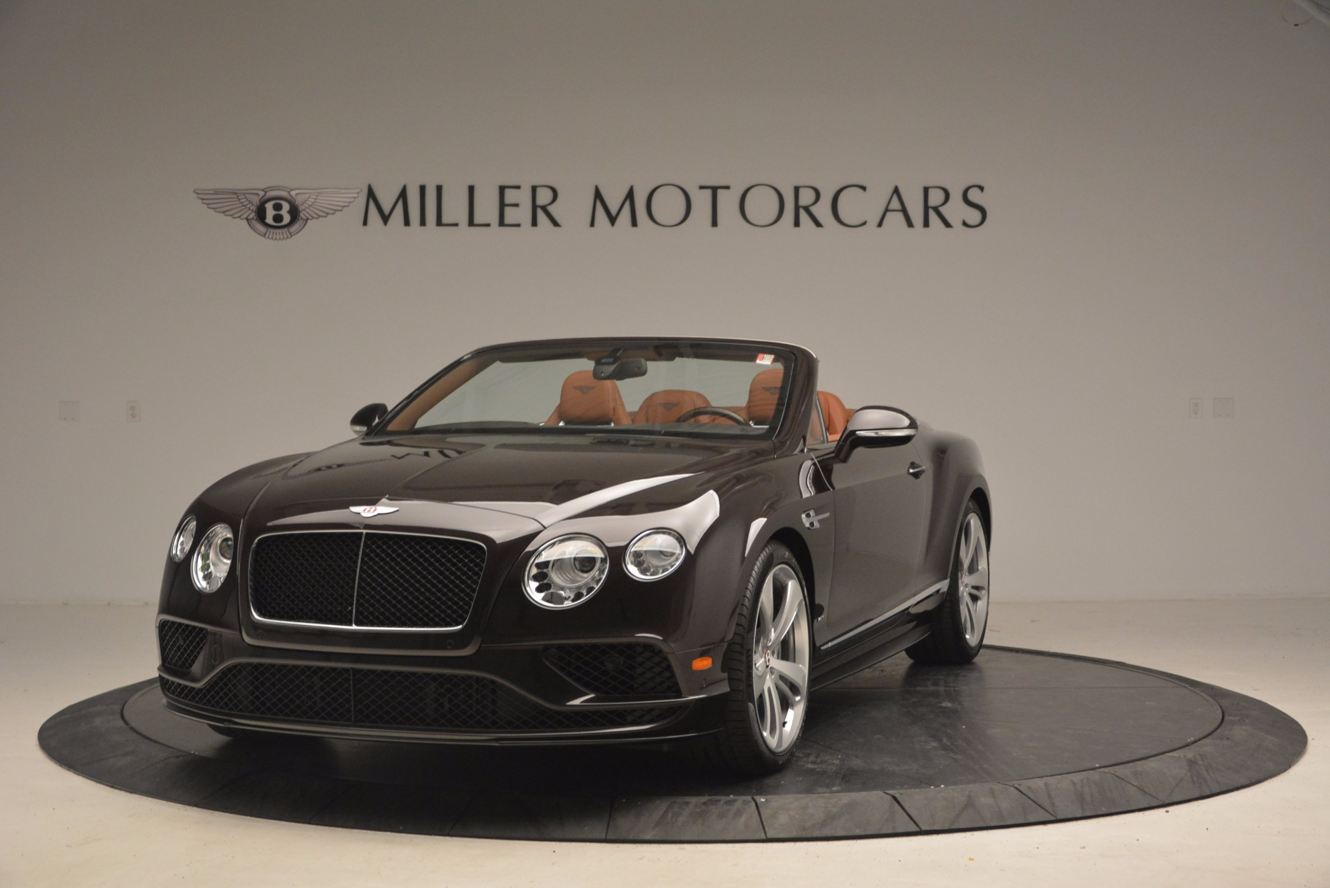 Used 2017 Bentley Continental GTC V8 S for sale $159,900 at Maserati of Greenwich in Greenwich CT 06830 1