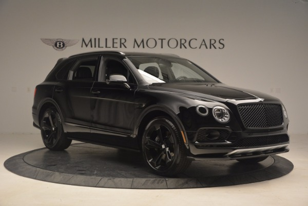 New 2018 Bentley Bentayga Black Edition for sale Sold at Maserati of Greenwich in Greenwich CT 06830 10