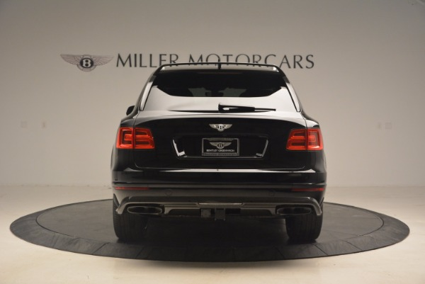 New 2018 Bentley Bentayga Black Edition for sale Sold at Maserati of Greenwich in Greenwich CT 06830 6