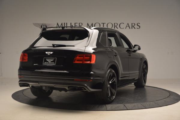 New 2018 Bentley Bentayga Black Edition for sale Sold at Maserati of Greenwich in Greenwich CT 06830 7