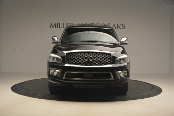 Used 2015 INFINITI QX80 Limited 4WD for sale Sold at Maserati of Greenwich in Greenwich CT 06830 12