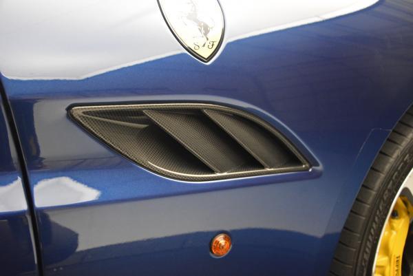 Used 2013 Ferrari California 30 for sale Sold at Maserati of Greenwich in Greenwich CT 06830 27