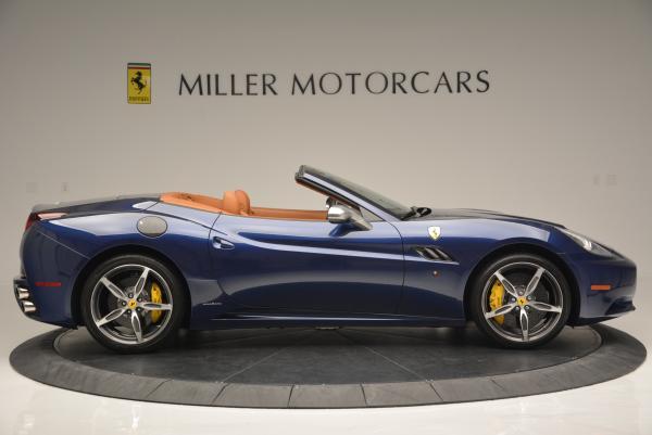 Used 2013 Ferrari California 30 for sale Sold at Maserati of Greenwich in Greenwich CT 06830 9