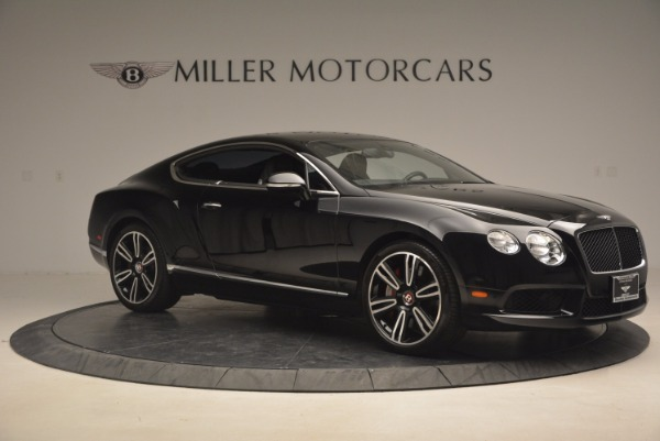 Used 2013 Bentley Continental GT V8 for sale Sold at Maserati of Greenwich in Greenwich CT 06830 10