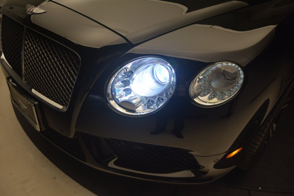 Used 2013 Bentley Continental GT V8 for sale Sold at Maserati of Greenwich in Greenwich CT 06830 16
