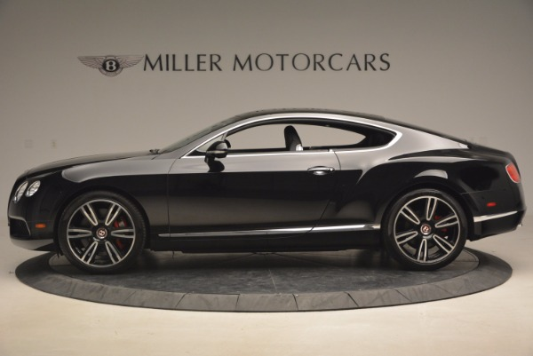 Used 2013 Bentley Continental GT V8 for sale Sold at Maserati of Greenwich in Greenwich CT 06830 3