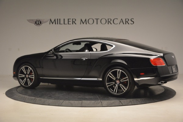 Used 2013 Bentley Continental GT V8 for sale Sold at Maserati of Greenwich in Greenwich CT 06830 4