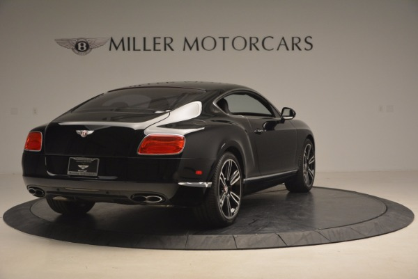 Used 2013 Bentley Continental GT V8 for sale Sold at Maserati of Greenwich in Greenwich CT 06830 7
