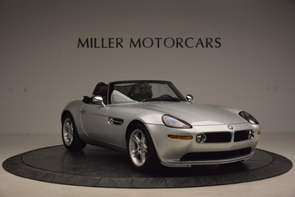 Used 2001 BMW Z8 for sale Sold at Maserati of Greenwich in Greenwich CT 06830 11