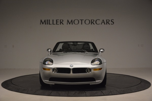 Used 2001 BMW Z8 for sale Sold at Maserati of Greenwich in Greenwich CT 06830 12