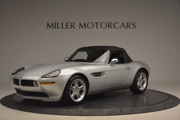Used 2001 BMW Z8 for sale Sold at Maserati of Greenwich in Greenwich CT 06830 14