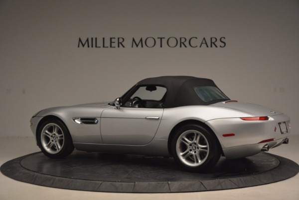 Used 2001 BMW Z8 for sale Sold at Maserati of Greenwich in Greenwich CT 06830 16