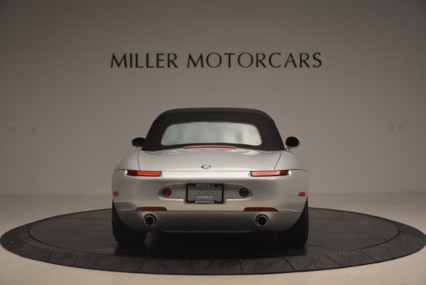 Used 2001 BMW Z8 for sale Sold at Maserati of Greenwich in Greenwich CT 06830 18