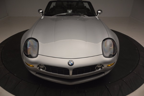 Used 2001 BMW Z8 for sale Sold at Maserati of Greenwich in Greenwich CT 06830 25