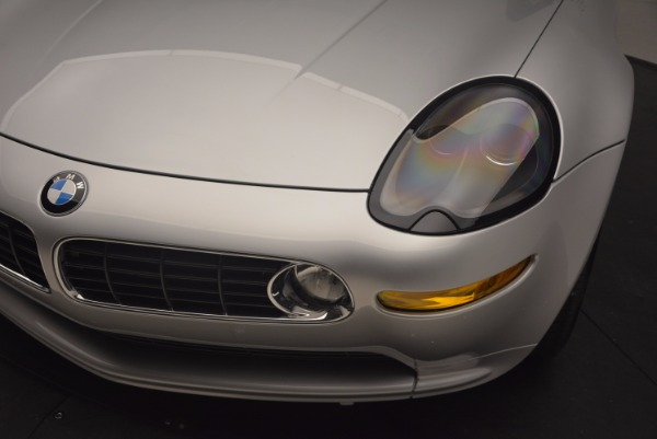 Used 2001 BMW Z8 for sale Sold at Maserati of Greenwich in Greenwich CT 06830 26