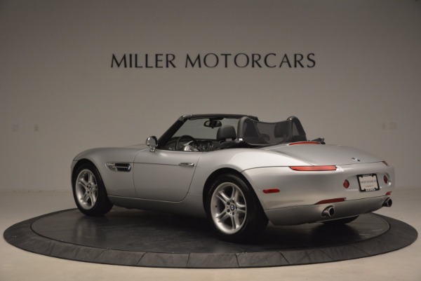Used 2001 BMW Z8 for sale Sold at Maserati of Greenwich in Greenwich CT 06830 5
