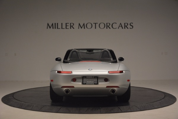 Used 2001 BMW Z8 for sale Sold at Maserati of Greenwich in Greenwich CT 06830 6