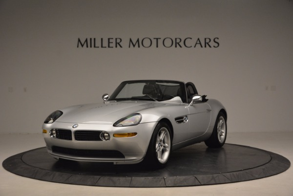 Used 2001 BMW Z8 for sale Sold at Maserati of Greenwich in Greenwich CT 06830 1