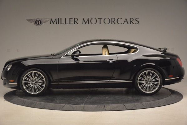 Used 2010 Bentley Continental GT Speed for sale Sold at Maserati of Greenwich in Greenwich CT 06830 3