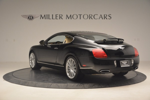 Used 2010 Bentley Continental GT Speed for sale Sold at Maserati of Greenwich in Greenwich CT 06830 5