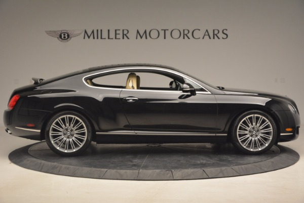 Used 2010 Bentley Continental GT Speed for sale Sold at Maserati of Greenwich in Greenwich CT 06830 9