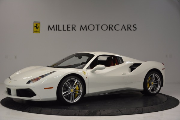 Used 2017 Ferrari 488 Spider for sale Sold at Maserati of Greenwich in Greenwich CT 06830 14