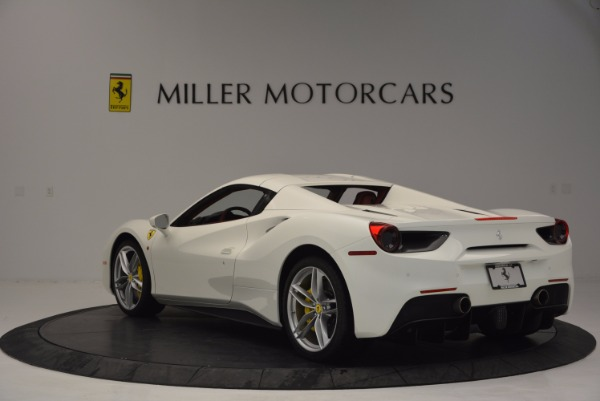 Used 2017 Ferrari 488 Spider for sale Sold at Maserati of Greenwich in Greenwich CT 06830 17