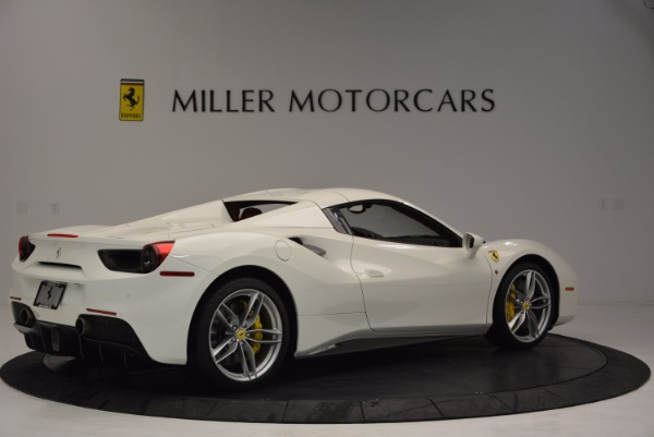 Used 2017 Ferrari 488 Spider for sale Sold at Maserati of Greenwich in Greenwich CT 06830 20