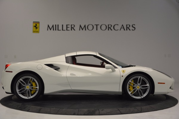 Used 2017 Ferrari 488 Spider for sale Sold at Maserati of Greenwich in Greenwich CT 06830 21