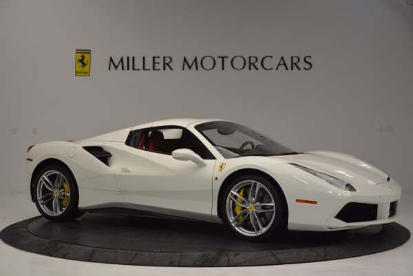 Used 2017 Ferrari 488 Spider for sale Sold at Maserati of Greenwich in Greenwich CT 06830 22