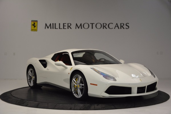 Used 2017 Ferrari 488 Spider for sale Sold at Maserati of Greenwich in Greenwich CT 06830 23