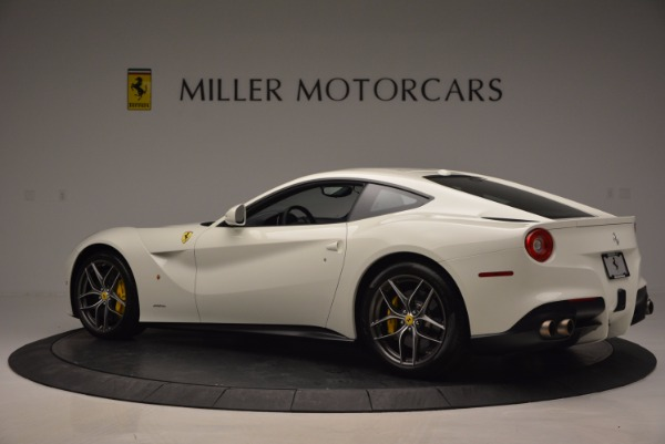 Used 2017 Ferrari F12 Berlinetta for sale Sold at Maserati of Greenwich in Greenwich CT 06830 4