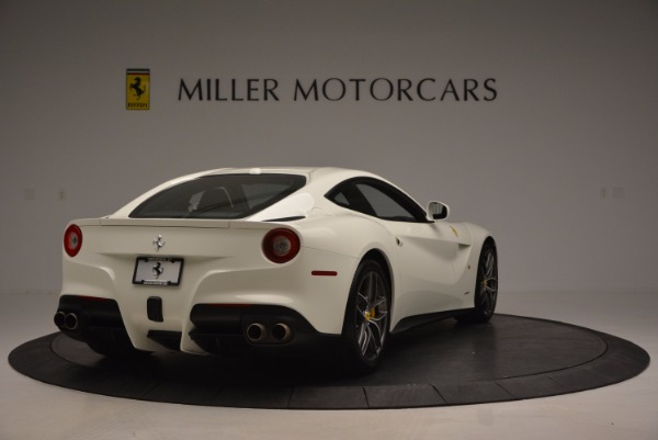 Used 2017 Ferrari F12 Berlinetta for sale Sold at Maserati of Greenwich in Greenwich CT 06830 7